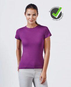 Tee-shirt CLASSIQUE Woman manches courtes Image