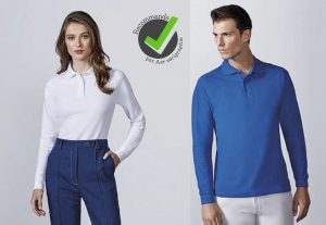 Polo DUO concept manches longues Image