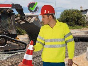 Sweat-shirt de sécurité Top Manches longues Image
